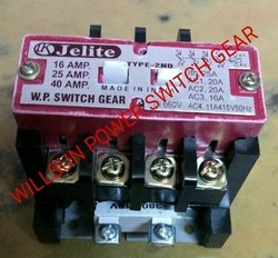 BCH 4 Pole Contactor