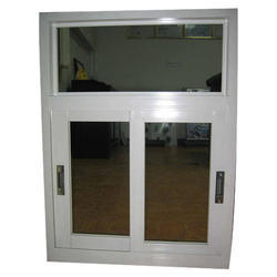 Color Coated White Japanese Steel Window Frame