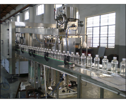 Mineral Water Treatment Plant with automatic bottling along with ISO Certificates
