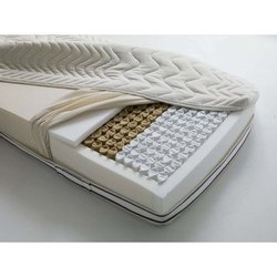 Foam White Pocket Spring Mattress