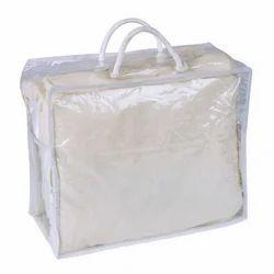 Transparent PVC Packaging Bags, Capacity: 5 - 10 kg