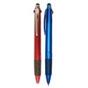 Plastic 4 In 1 Touch Point Ball Pen