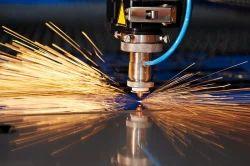 Brass Laser Cutting Job