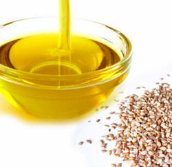 Monounsaturated, Polyunsaturated Sesame Oil