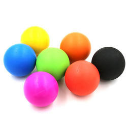 Colorful Silicone Ball