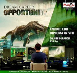 1year And Short-Term Flexible Batch Timings Vfx, Photography, Editing Courses, In Pune