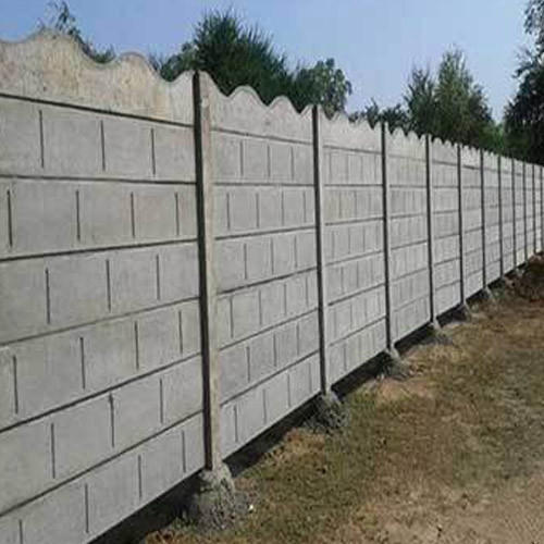 Compound Wall and Security Walls Manufacturer | Khodal
