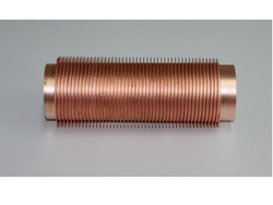 Spiral Copper Finned Tubes