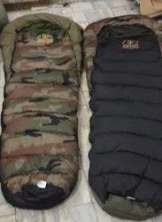 Kishan Waterproof Fabricks Sleeping Bag, Size: Free Size