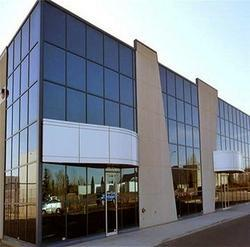 Glass Curtain Wall Corporate