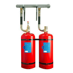 Novec Gas Fire Suppression System