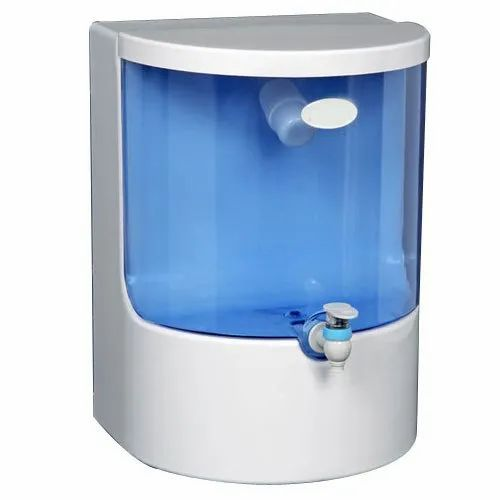 Wall-Mounted Activated Carbon Dolphin Ro  Water Purifier, Body Material: ABS Plastic, Capacity: 7.1 L to 14L