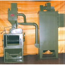 Tumb Blast Type Shot Blating Machine