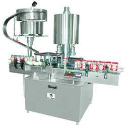 Cap Screw Tightening Machine