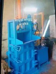 RHTVPB 3048 Double Cylinder Vertical Plastic Baling Machine