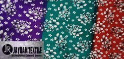 Sarina Print Night Gown Fabric