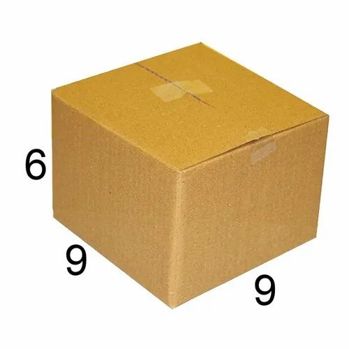 Rectangle Packaging Corrugated Box