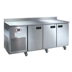 Three Door Table Top Deep Freezer