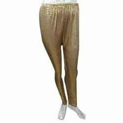 SILVER LINE Churidar Ladies Shimmer Legging, Size: XL-XXL