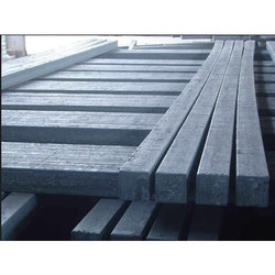 Indian Mild Steel billets, Construction