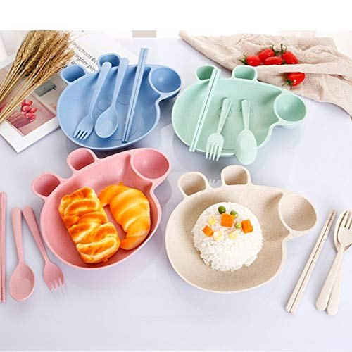 Peppa Pig Food Plate Baby Tableware Sets With Spoon And Fork Birthday  Return Gifts For Kids at Rs 99/piece | Decorative Gift Set, गिफ्ट सेट,  उपहार सेट - Livsmart, New Delhi | ID: 22032643991