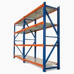 Metal Impcats Mild Steel Long Span Rack