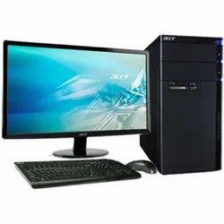 Acer Desktop Computer, Warranty: 2 Year