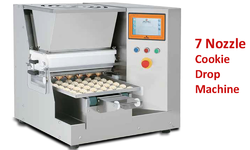 Cookies Wire Cutting Machine