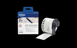 Brother DK-N55224 Continuous Non-Adhesive Paper Roll