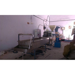 Plastic Granules Making Automatic Machine, Power: 25 to 150 HP