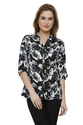 Designer Black Shirt, Size: Xs