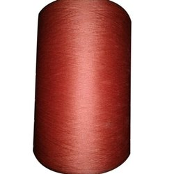 Bright Ring Spun Polyester Dyed Yarn, For Textile Industry