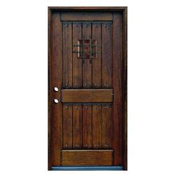 Hard Wood Modern Hard Wooden Door