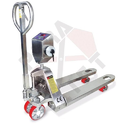 SS Scale Pallet Truck