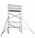 Aluminum Mobile Tower Scaffold Ladder