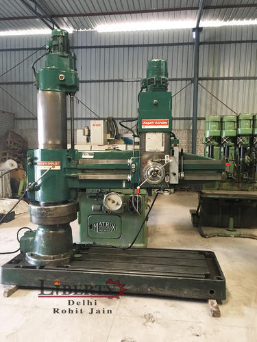 asquith radial drilling machine at rs 7200 piece radial drill rh indiamart com Industrial Drill Press Drill Press Indexer