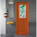 PVC Bathroom Designer Door
