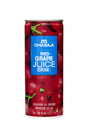 Chabaa Red Grape Juice 230 Ml, Packaging Type: Can