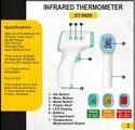 EVM Non Contact Infrared Thermometer For Hospitals, Offices And Homes
