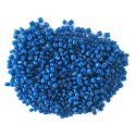 Bag Blue Hd Plastic Granules, Packaging Size: 25kg