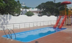 Swimming pools suppliers manufacturers dealers in chennai tamil nadu for Swimming pool construction cost in chennai