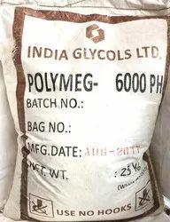 Polyethylene Glycol PEG 6000