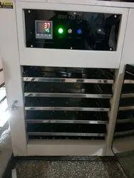 250 200-300 deg. Celsius De- Hydrator Heating Oven, Capacity: 100-500 Kg