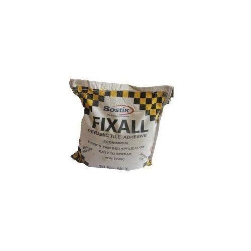 Bostik Tiles and Floor Adhesives, Packaging Size: 20 KG