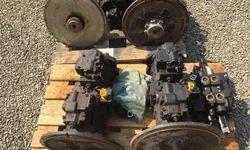 Hyundai R-210 Excavator Hydraulic Pumps