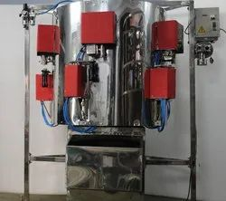 Semi Automatic 5head PET Bottle Filling Machine