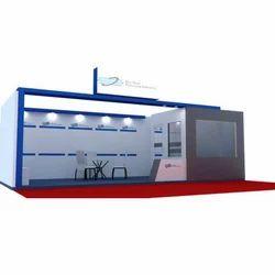 Modular Exhibition Stall Designing Service