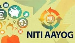 NITI AAYOG Registration Services