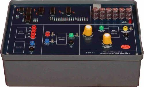 Fsk Modulation Demodulation Trainer