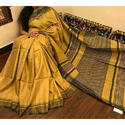 Ghicha Silk Saree, With Blouse Piece